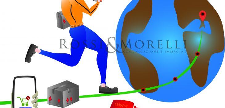 La logistica nell'e-commerce - Rossi & Morelli