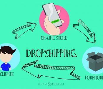 Il drop shipping nell'e-commerce - Rossi & Morelli
